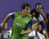 Lodeiro hizo su primer gol en la MLS