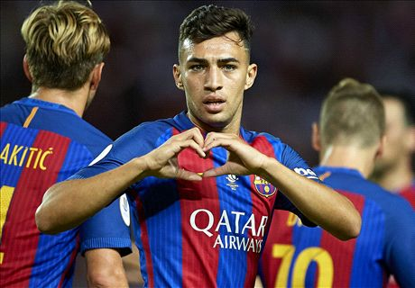 RUMORS: Spurs step up Munir interest