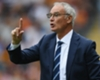 Ranieri calls for fight from Champions League 'underdogs' Leicester