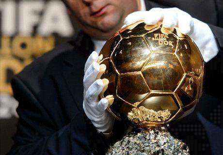 Balón de Oro: el martes, los 23 nominados