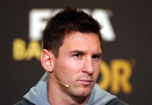 Messi focused on Barcelona after Ballon d'Or disappointment, says Zubizarreta