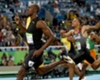 Football reacts to Bolt's Olympic win