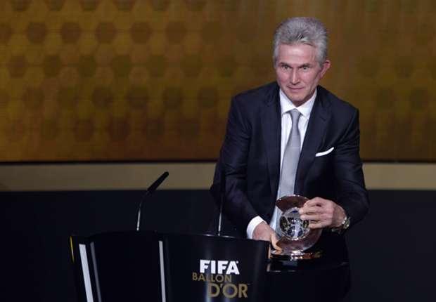 Welttrainer des Jahres 2013: Jupp Heynckes