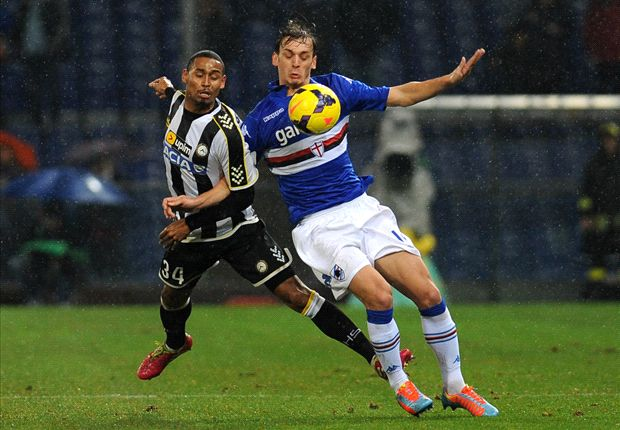 Udinese - Sampdoria Betting Preview: Expect a lack of goalmouth action at the Stadio Friuli