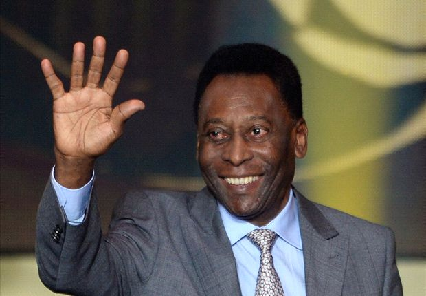 Pele almost played in the NFL
