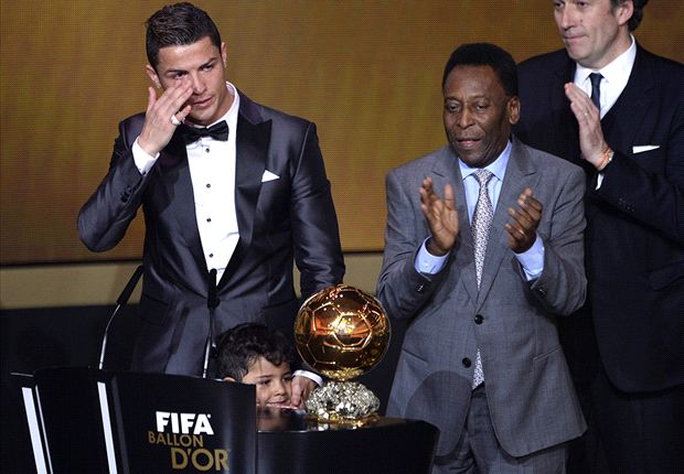 Ronaldo joins Messi, Platini and elite list of multiple Ballon d'Or winners