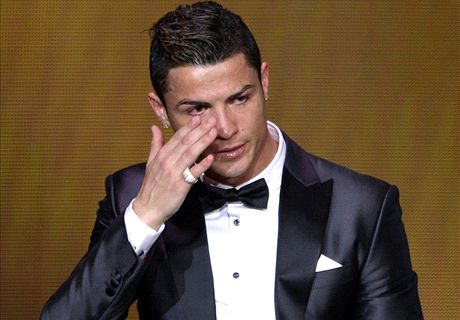 Ribery: Ronaldo's Ballon d'Or was political