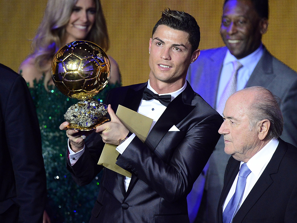 Ballon d'Or 2013 in pictures