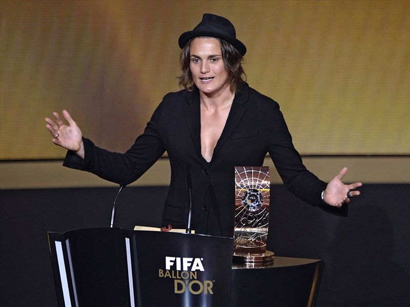 FIFA女子年間最優秀選手はドイツ...
