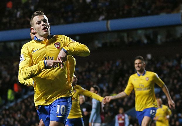 Arsenal boss Wenger buoyed by Wilshere form