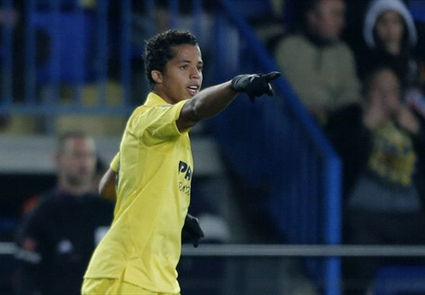 Giovani dos Santos scores free kick in loss at Real Madrid