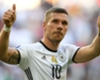 Podolski retires from Germany