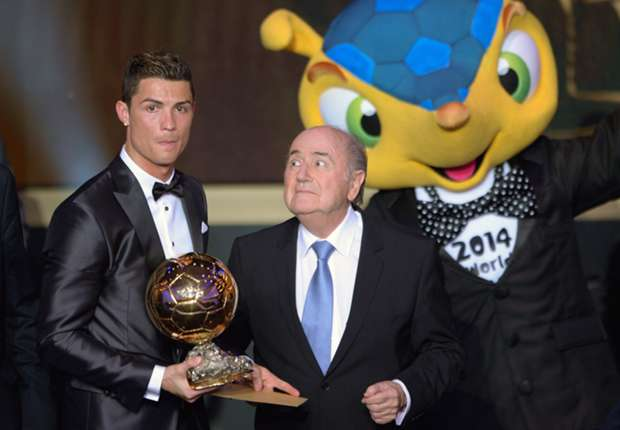 Blatter: I have made up with Ronaldo