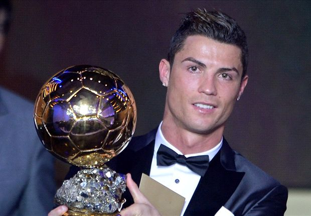 Ronaldo to keep Ballon d'Or in his museum