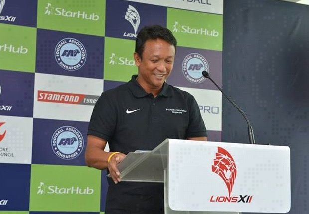 Fandi hopes his strikers can stay fit.