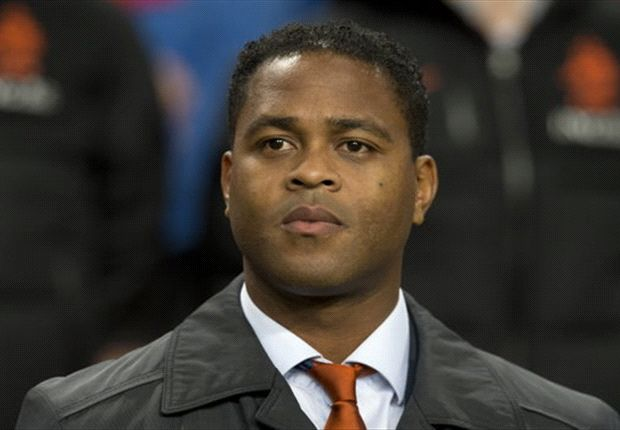 Kluivert will not be part of Manchester United backroom team