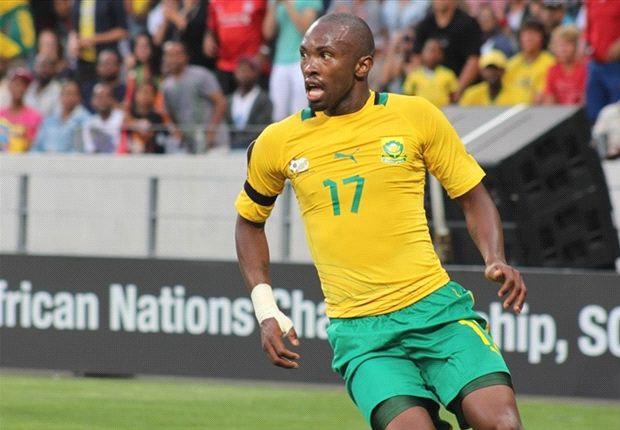 South Africa 1-1 Mali: Bafana settle for a draw