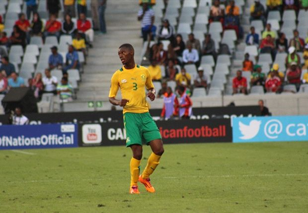 Thato Mokeke made his mark for South Africa recently