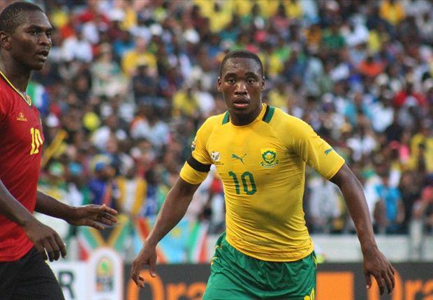 No European offers for Bidvest Wits captain Sibusiso Vilakazi yet (Photo by Ignat Manjoo)