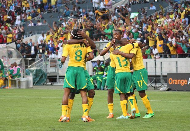 Official: Bafana gain Nike sponsorship