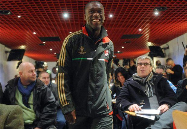 Seedorf implementaría un nuevo estilo de entrenamiento, algo muy parecido a lo que hace Ajax.