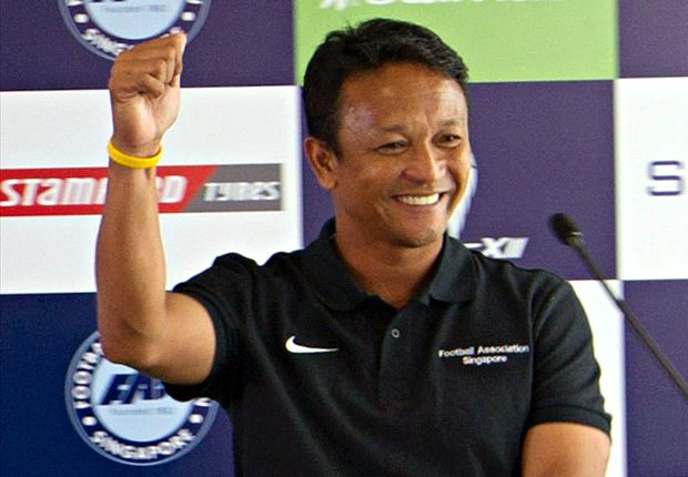 The Singapore legend has returned to take charge of the LionsXII.