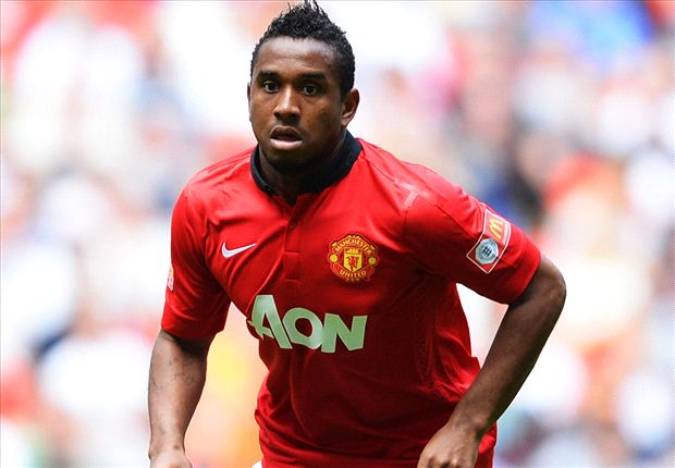 Anderson says goodbye to Manchester United 'family'