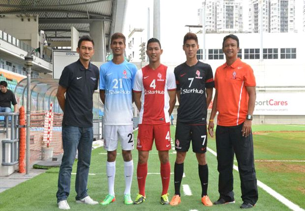 Fandi is confident the likes of Sufian and Isa can guide younger players like Gabriel and Samuel.