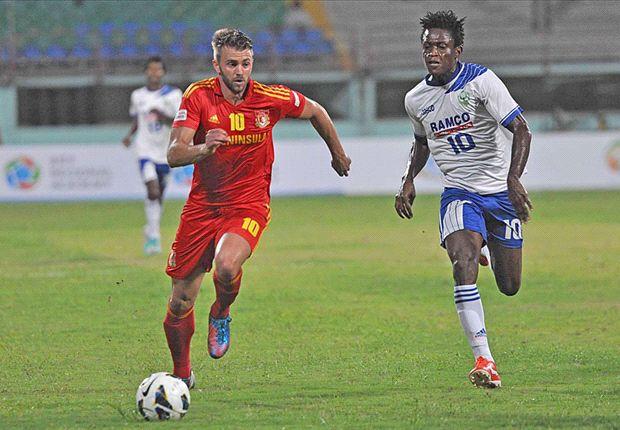 Report: Pune FC 1-1 Eagles FC