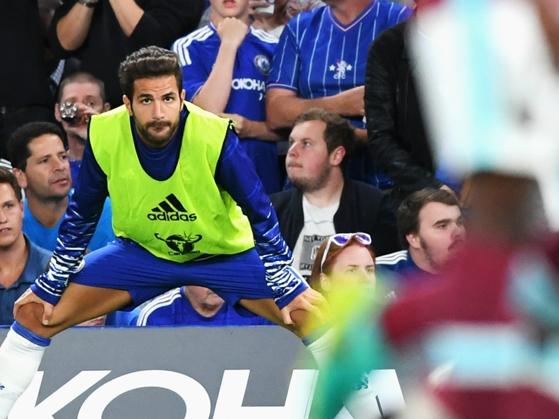RUMEUR - Chelsea, Fabregas pisté par West Ham
