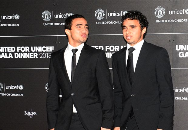 Rafael & Fabio 'very likely' to leave Manchester United this summer, claims agent