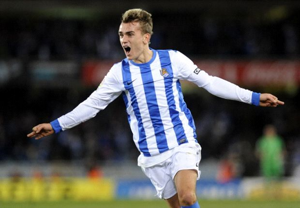 Wenger confirms Arsenal interest in Real Sociedad star Griezmann