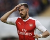 WATCH: It's going to be hard to get back into the Arsenal team - Aaron Ramsey