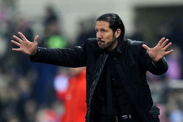 Simeone hails amazing Atletico