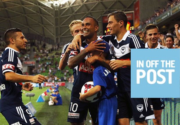 In Off The Post Podcast: Melbourne Victory, Cristiano Ronaldo and more