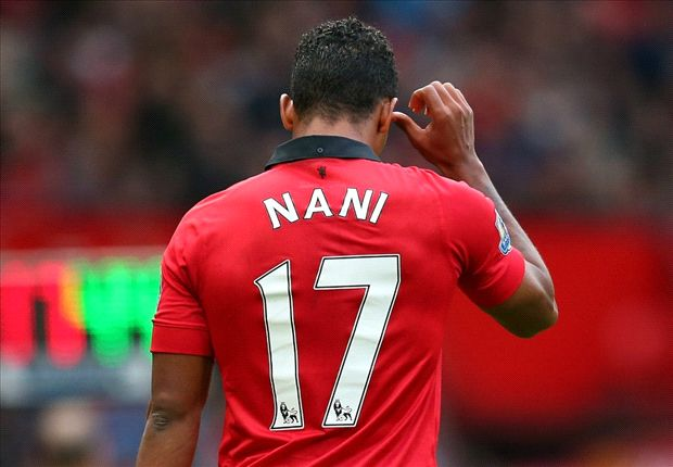 Inter approach Manchester United about Nani loan