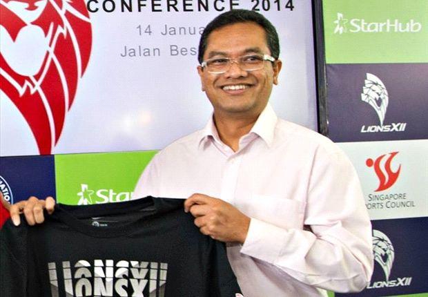 LionsXII a unifying symbol for Singaporeans says Zainudin