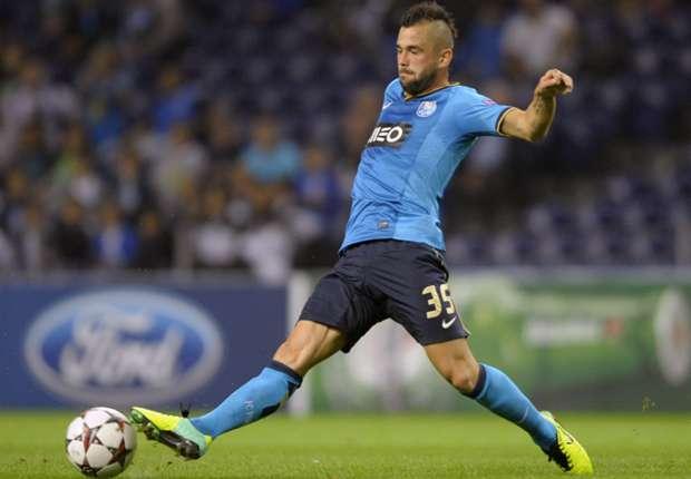 Defour eyes Porto exit amid Tottenham interest - agent