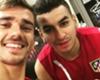 Correa y Griezmann comparten el mate