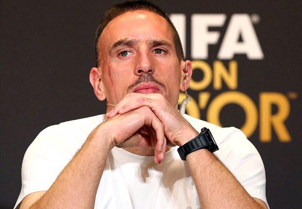 Fühlt sich ungerecht behandelt: Franck Ribery