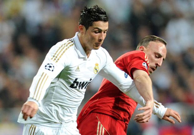 Rummenigge: Bayern wouldn't swap Ribery for Ronaldo
