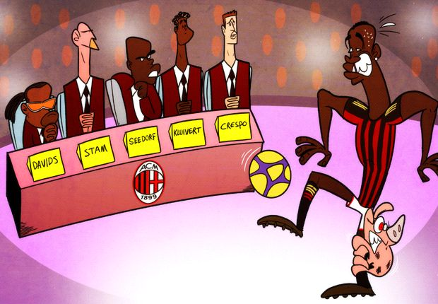 'A good horse is not necessarily a good jockey' - Seedorf appointment a gamble for AC Milan