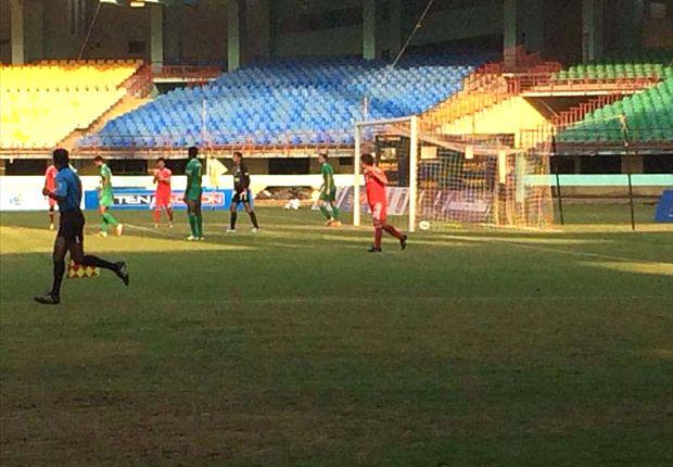 Salgaocar FC 0-4 Shillong Lajong FC: Singto's men dismantle the Goans