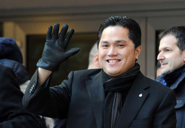 Inter must wait for success - Thohir