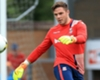 Stoke's Butland steps up recovery