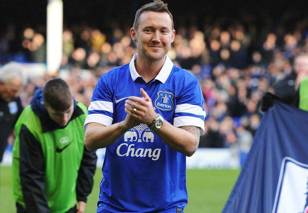 Everton midfielder McGeady anticipating Liverpool clash