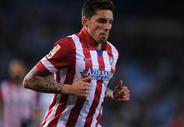 Neu bei Atletico: Jose Ernesto Sosa