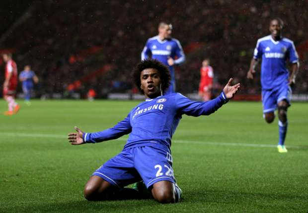 Willian 'learning so much' under Mourinho at Chelsea