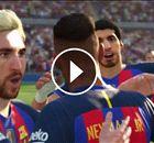 VIDEOJUEGOS | El Atleti cae ante el Barça en nuestra simulación