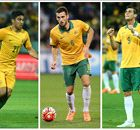 Luongo returns for Socceroos